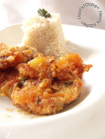 noix de veau concassé tomates (2)